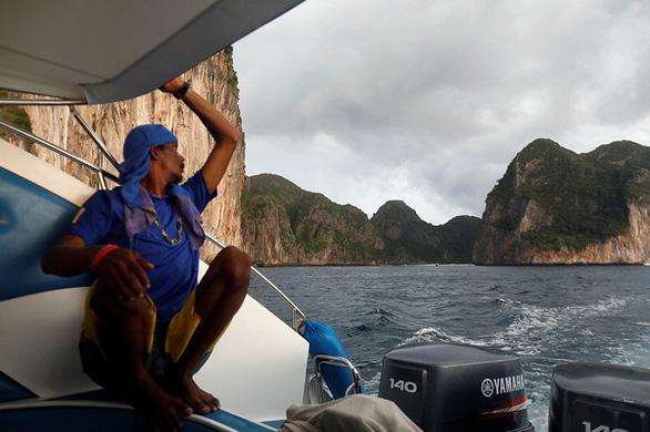 'Vịnh thiên đường' Thái Lan đóng cửa để phục hồi sinh thái - Ảnh 3.