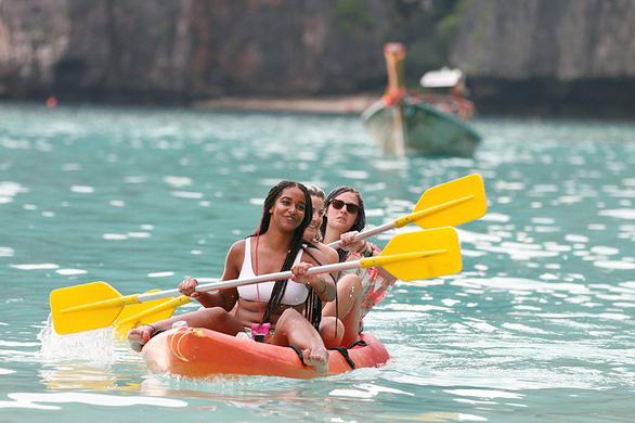 'Vịnh thiên đường' Thái Lan đóng cửa để phục hồi sinh thái - Ảnh 5.