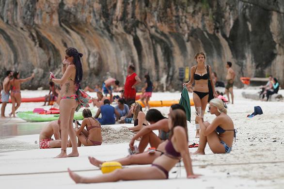 'Vịnh thiên đường' Thái Lan đóng cửa để phục hồi sinh thái - Ảnh 6.