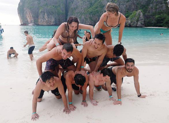 'Vịnh thiên đường' Thái Lan đóng cửa để phục hồi sinh thái - Ảnh 7.