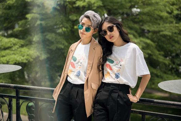 Vũ Cát Tường ra mắt bộ sưu tập thời trang unisex đầu tay - Ảnh 1.