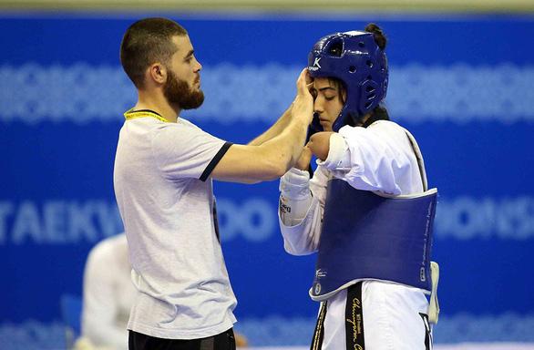 Những hình ảnh đầy cảm xúc tại giải Taekwondo người khuyết tật - Ảnh 10.