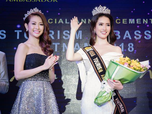 Phan Thị Mơ dự thi Hoa hậu đại sứ du lịch thế giới 2018 - Ảnh 1.