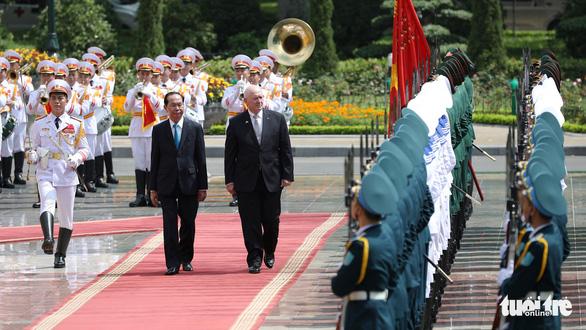 Đưa quan hệ Việt - Úc xứng tầm đối tác chiến lược - Ảnh 1.