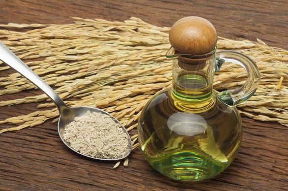 Sử dụng dầu gạo, ngăn ngừa bệnh về tim mạch - Ảnh 1.
