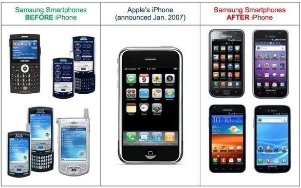 Samsung phải trả Apple hơn nửa tỉ đô vì vi phạm bản quyền sáng chế - Ảnh 1.