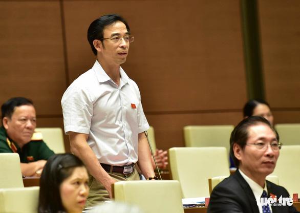 ĐBQH tranh luận: Bênh vực bác sĩ Lương khi tòa đang xử đúng hay sai? - Ảnh 5.