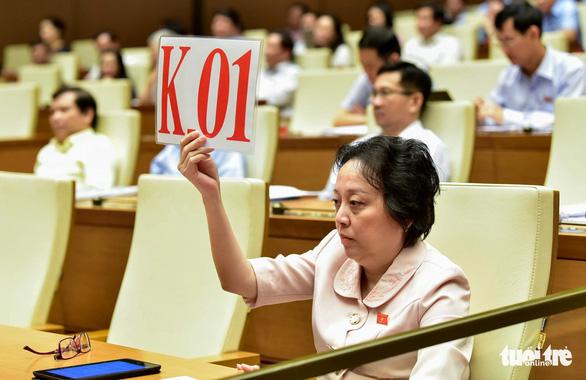 ĐBQH tranh luận: Bênh vực bác sĩ Lương khi tòa đang xử đúng hay sai? - Ảnh 6.