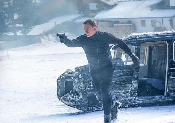 Daniel Craig chính thức tham gia tập phim thứ 25 về điệp viên 007 - Ảnh 1.