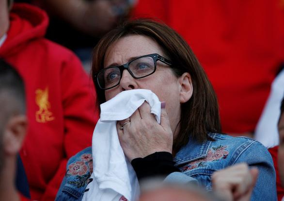 Nụ cười và nước mắt Champions League ở Kiev - Ảnh 19.