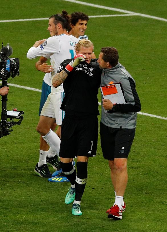 Nụ cười và nước mắt Champions League ở Kiev - Ảnh 17.