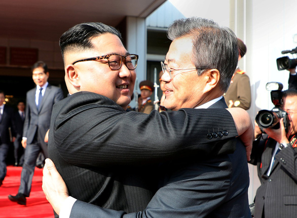 Vì sao lãnh đạo hai miền Triều Tiên nhanh chóng gặp lại nhau? - Ảnh 1.