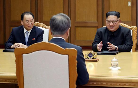 Vì sao lãnh đạo hai miền Triều Tiên nhanh chóng gặp lại nhau? - Ảnh 2.