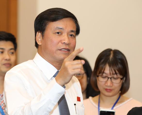 Chủ tịch Hà Nội, TP.HCM không bị chất vấn trước Quốc hội - Ảnh 1.