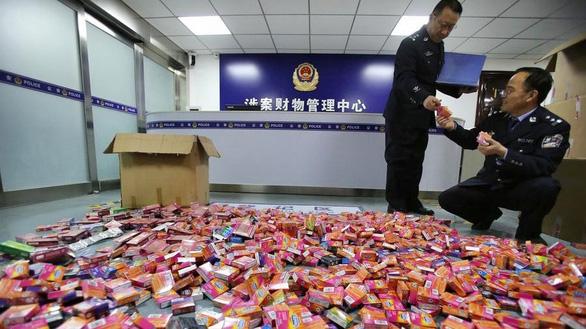 Đầu mối thuốc giả từ Trung Quốc và Ấn Độ - Ảnh 1.