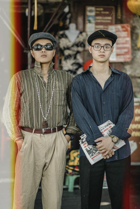 Trở về thời bao cấp với ảnh kỷ yếu của teen Quảng Nam - Ảnh 8.