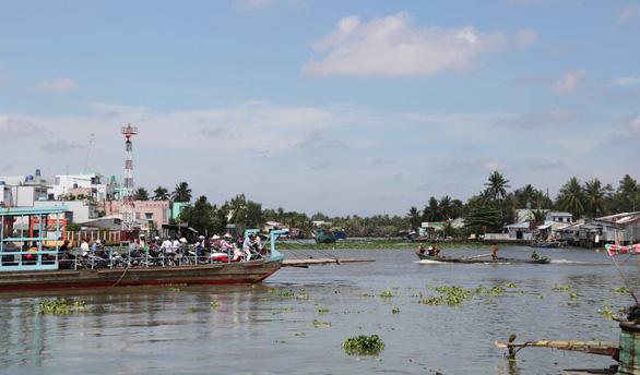 Đề nghị dừng dự án thủy lợi nghìn tỉ trên sông Cái Lớn - Cái Bé - Ảnh 1.