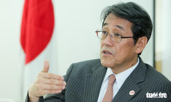 Đại sứ Nhật Umeda Kunio: Việt Nam ngày càng hấp dẫn - Ảnh 1.