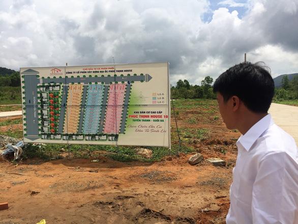 Phú Quốc tạm ngưng chuyển mục đích sử dụng đất phân lô tách thửa - Ảnh 1.