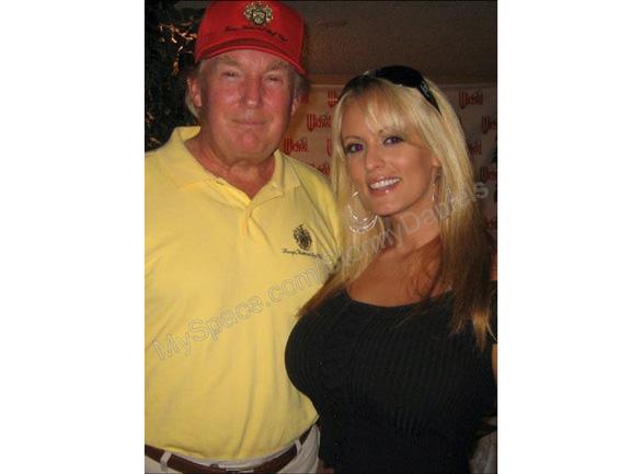 Ông Trump trả tiền luật sư 'ém' vụ cô đào phim khiêu dâm - Ảnh 3.