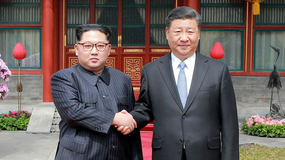 Biên giới Trung - Triều nhộn nhịp đón cơ hội 'vàng' từ Triều Tiên - Ảnh 2.