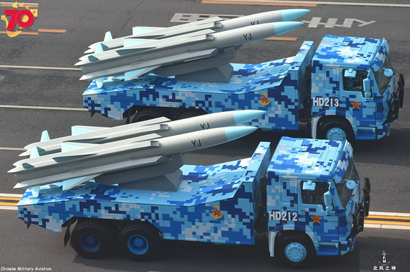 Mỹ nói Trung Quốc sẽ lãnh hậu quả vì quân sự hóa Biển Đông - Ảnh 1.