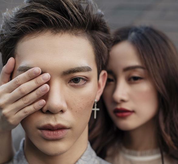 Erik và Jun Vũ kết hợp giới thiệu thời trang Công Trí - Ảnh 3.