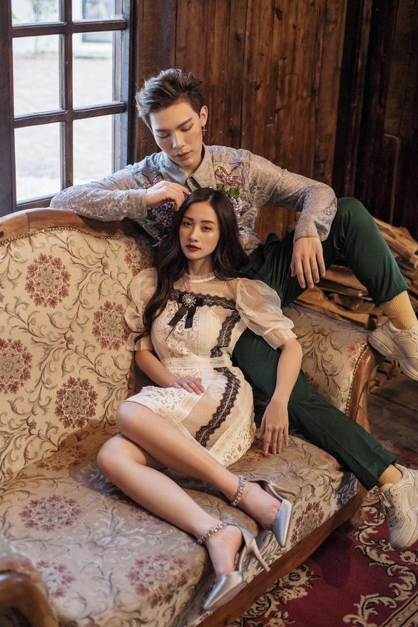 Erik và Jun Vũ kết hợp giới thiệu thời trang Công Trí - Ảnh 7.