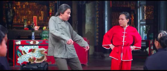 Nhã Phương lần đầu diễn hài cùng Trấn Thành, Việt Hương - Ảnh 7.