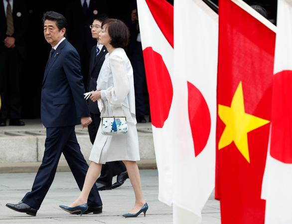 Truyền thông Nhật đưa tin trang trọng chuyến thăm của Chủ tịch Trần Đại Quang - Ảnh 4.
