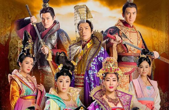 Thâm cung kế của TVB: từ cấm cửa đến khai ân - Ảnh 1.