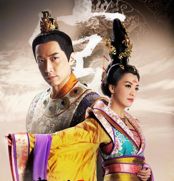 Thâm cung kế của TVB: từ cấm cửa đến khai ân - Ảnh 4.