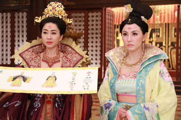 Thâm cung kế của TVB: từ cấm cửa đến khai ân - Ảnh 5.