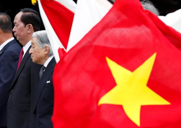 Truyền thông Nhật đưa tin trang trọng chuyến thăm của Chủ tịch Trần Đại Quang - Ảnh 1.