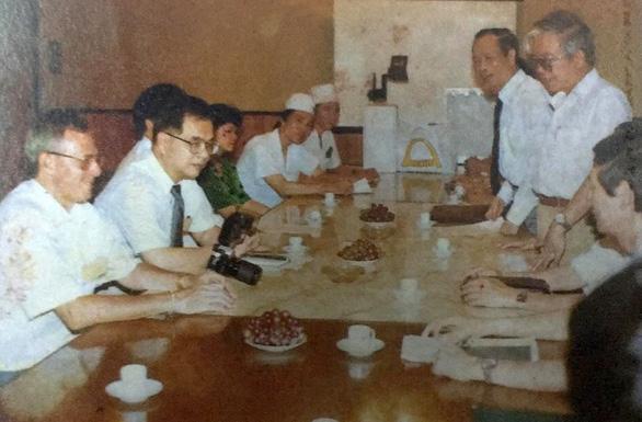 26 năm ghép tạng ở Việt Nam: Ca ghép thận đầu tiên - Ảnh 1.