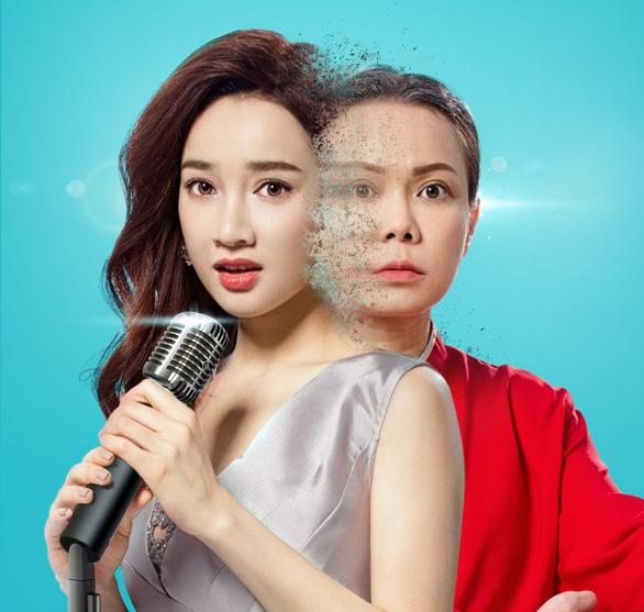 Nhã Phương lần đầu diễn hài cùng Trấn Thành, Việt Hương - Ảnh 1.