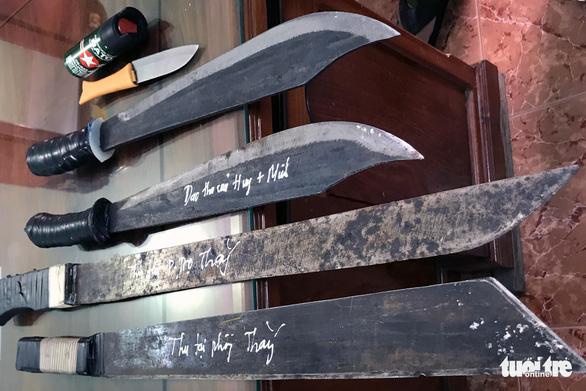 Triệt phá băng cướp trẻ táo tợn ở Biên Hòa - Ảnh 2.