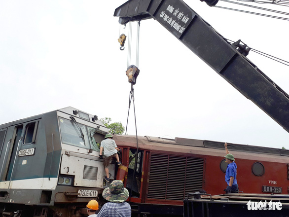 Tai nạn tàu liên tiếp, cục trưởng Cục Đường sắt nói không có lỗi! - Ảnh 1.
