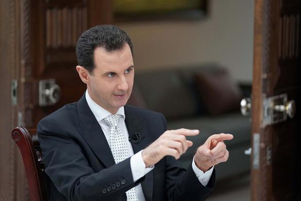 Tổng thống Syria dọa Mỹ nên nhớ 'bài học Iraq' - Ảnh 1.