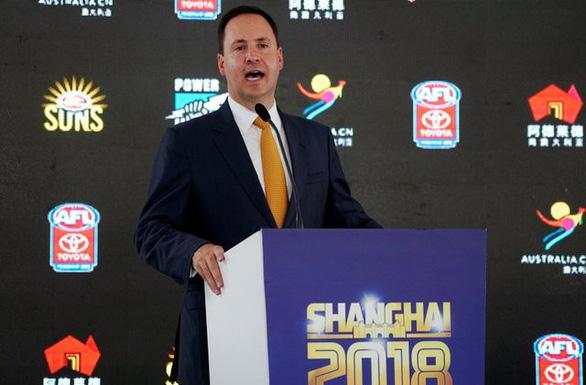 Trung Quốc 'không thèm gặp' bộ trưởng thương mại Úc - Ảnh 1.