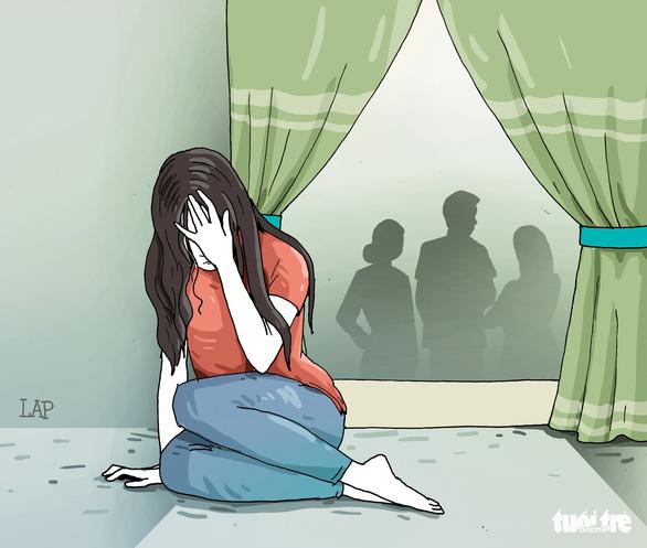 Nước mắt ngày trở về của nạn nhân mua bán người - Ảnh 1.