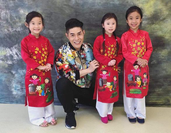 Đạo diễn thời trang Hưng Phúc sang Hong Kong đào tạo mẫu nhí - Ảnh 1.