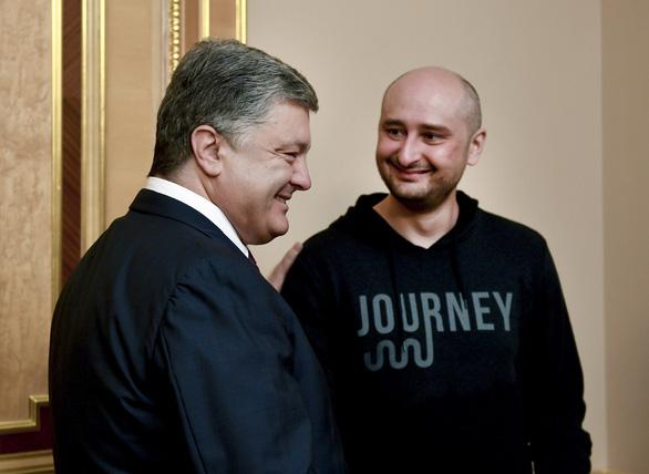 Truyền thông nổi điên vì nhà báo Nga 'chết đi sống lại' ở Ukraine - Ảnh 2.