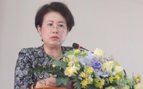 Cách hết chức vụ, đề nghị bãi nhiệm tư cách ĐBQH bà Phan Thị Mỹ Thanh - Ảnh 1.