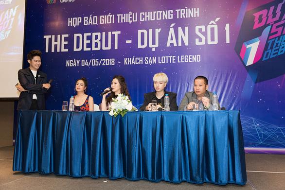 Hoàng Thùy Linh, Đức Phúc lần đầu ngồi ghế giám khảo cuộc thi âm nhạc - Ảnh 2.