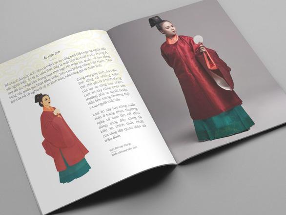 Gây quỹ xuất bản sách Dệt nên triều đại về trang phục thời Lê sơ - Ảnh 1.
