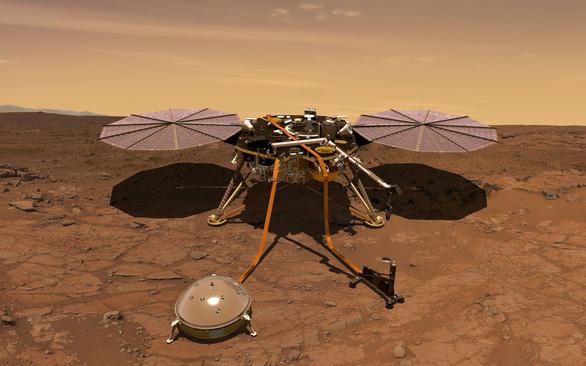 NASA phóng tàu vũ trụ lắng nghe 'lời thì thầm của sao Hỏa' - Ảnh 4.