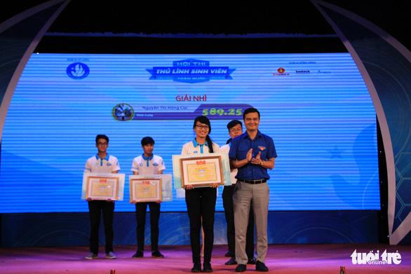 Nguyễn Hoàng Phúc giành quán quân hội thi Thủ lĩnh sinh viên toàn quốc - Ảnh 2.