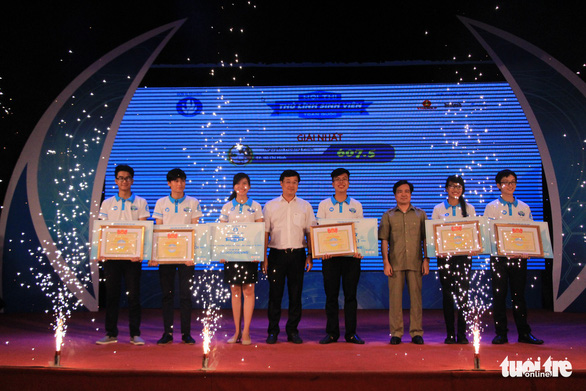 Nguyễn Hoàng Phúc giành quán quân hội thi Thủ lĩnh sinh viên toàn quốc - Ảnh 4.