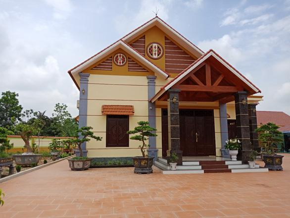 Đại úy công an thuê đất làm nhà kho nhưng lại xây biệt thự hoành tráng - Ảnh 3.